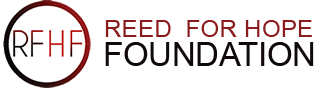 The Reed for Hope Foundation  Logo